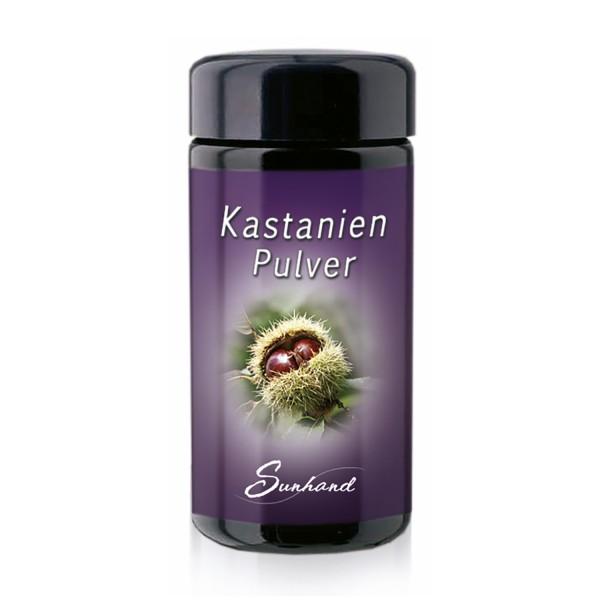 chestnut powder