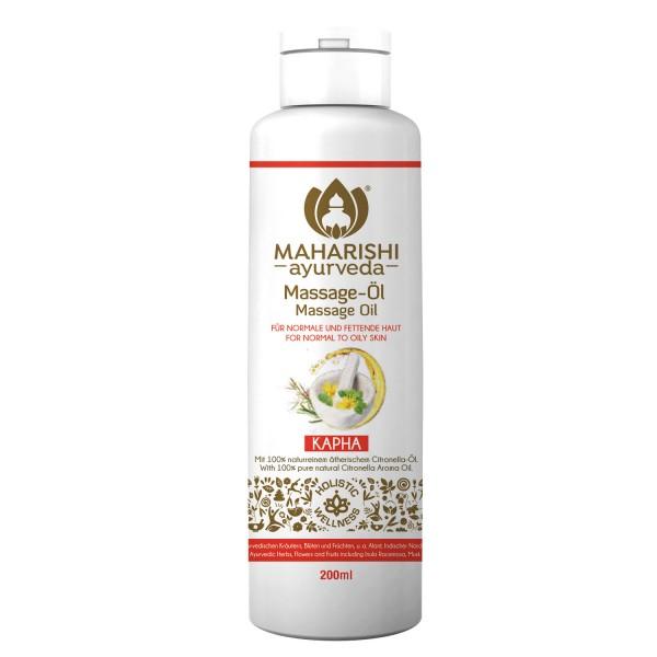 Ayurvedic massage oils BIO