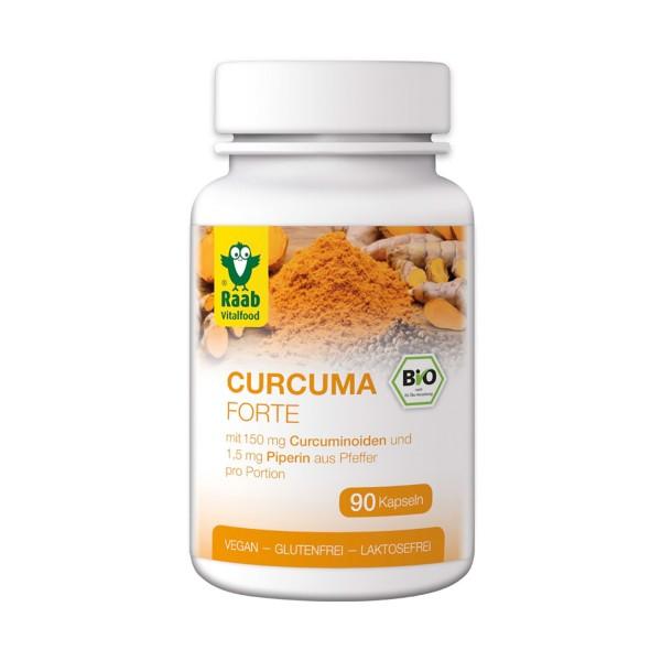 Organic Curcuma Forte