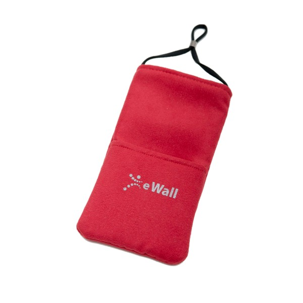 eWall Classic Red Radiation Protection Mobile Phone Case