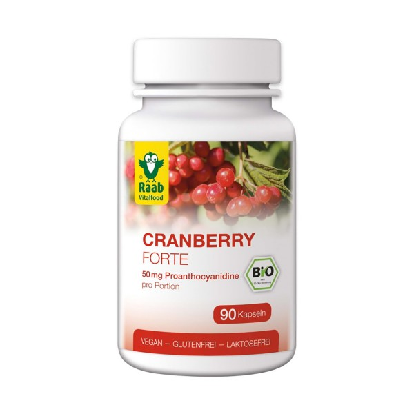BIO Cranberry Forte
