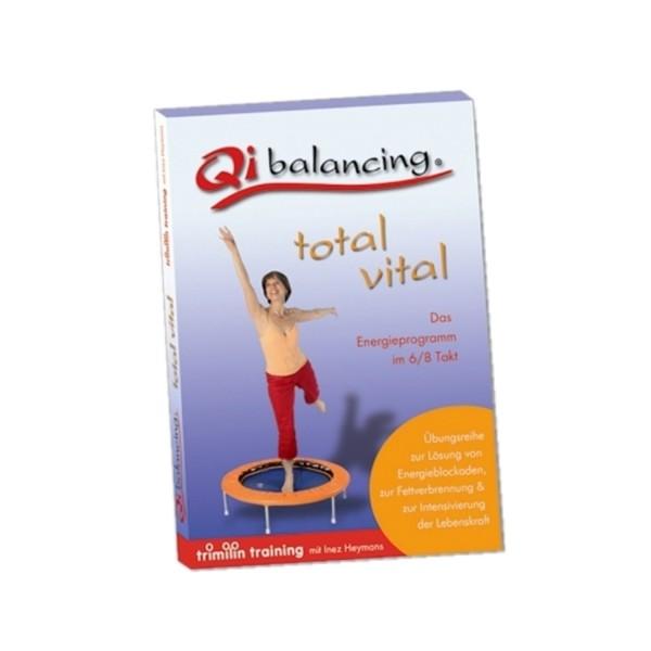 Qibalancing DVD