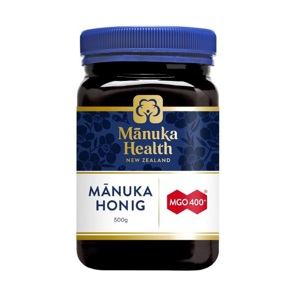 Manuka honey MGO 400+, 500g from Manuka Health