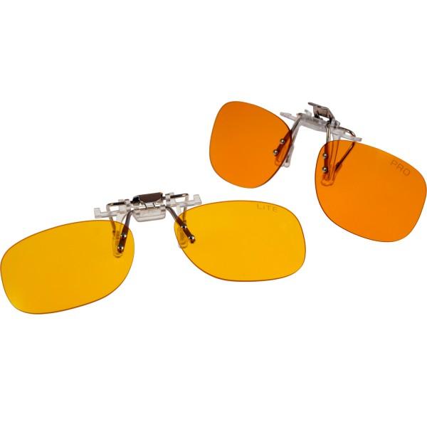 Screen goggles CLiP-ON