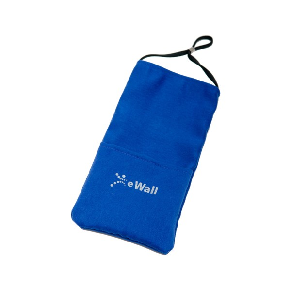 eWall Classic Royal Blue Radiation Protection Mobile Phone Case