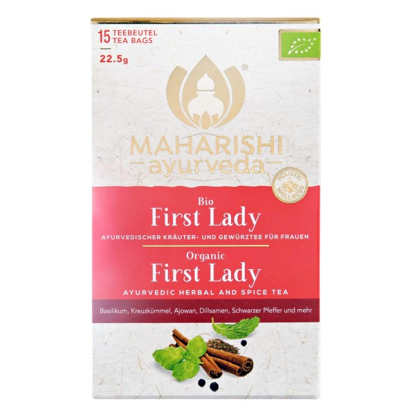 First lady tea