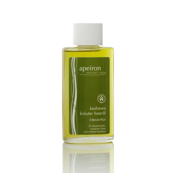 Keshawa herbal hair oil intensive cure