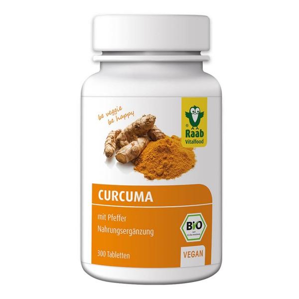 Curcuma tablets BIO
