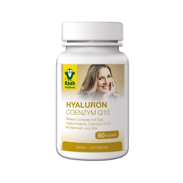 Hyaluron - Coenzyme Q10 capsules