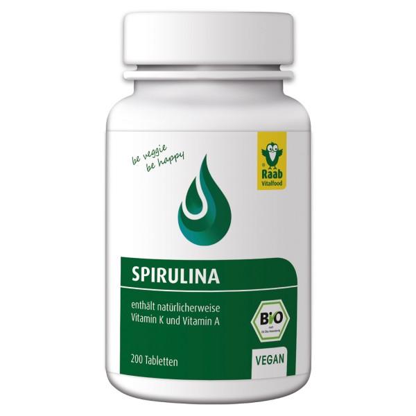 Spirulina tablets BIO