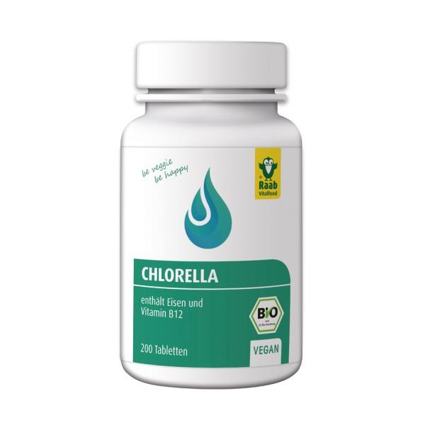 Chlorella tablets BIO