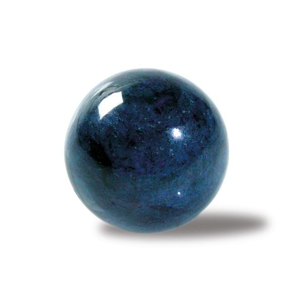 Dumortierite stone ball
