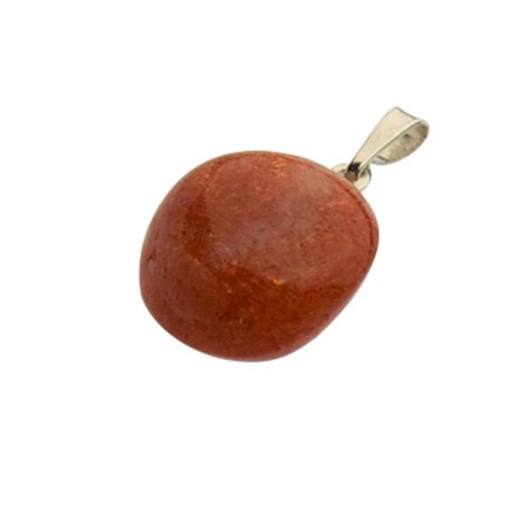 Sunstone pendant