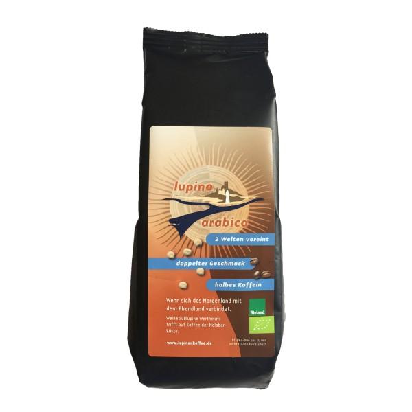 Lupino Arabica - 62% Lupino, 38% roasted coffee