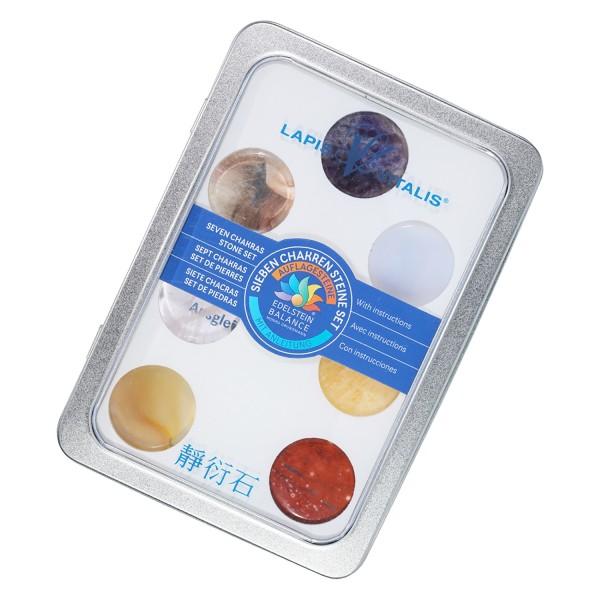 Chakra gemstone set - 7 stones