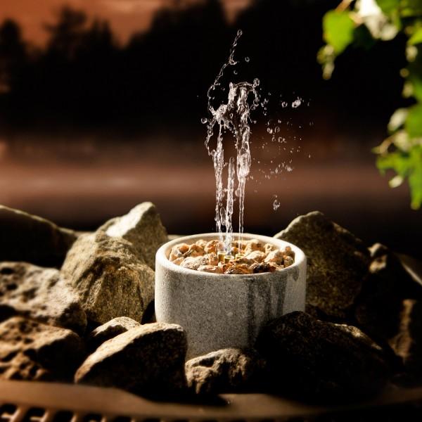 Water fountain Saunatroikka