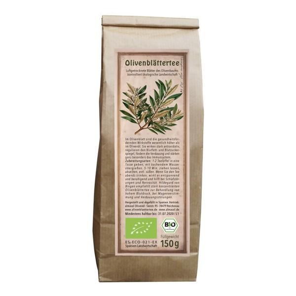 Olive leaf tea BIO