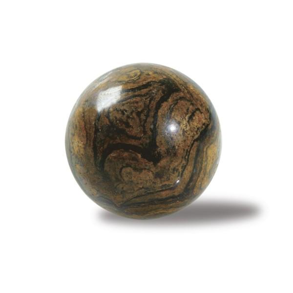Stromatolite stone ball