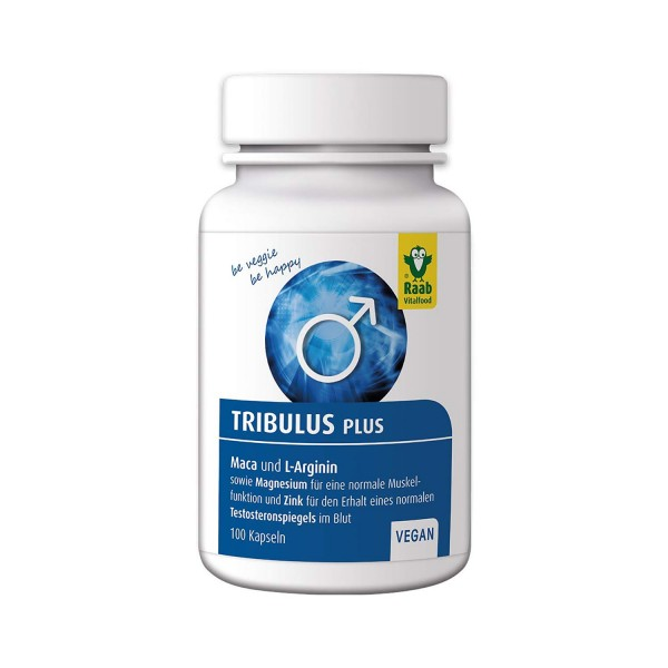 Tribulus Plus capsules