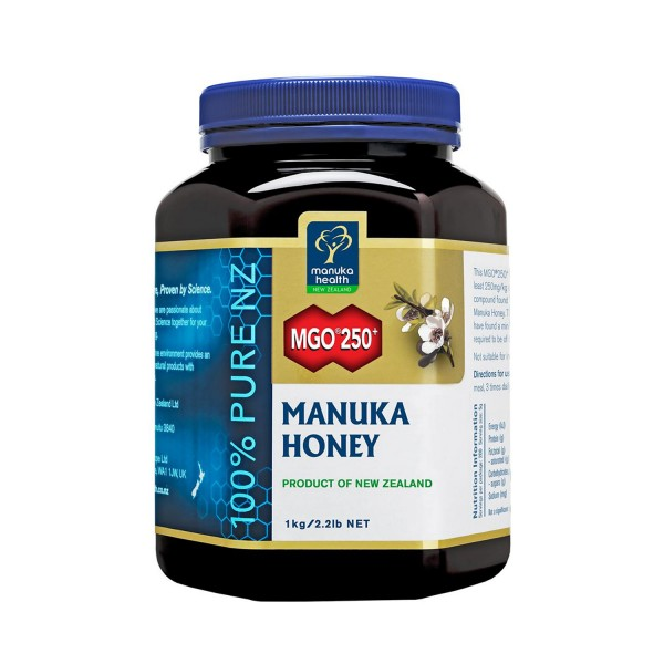 Manuka honey MGO 250+, 1000g from Manuka Health