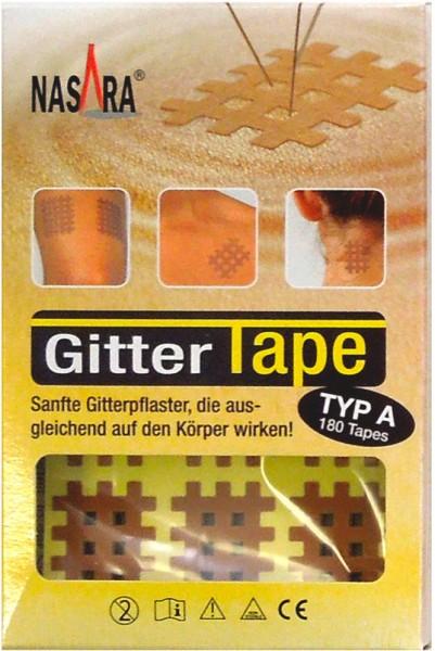 Nasara Grid Tapes - Grid Paving Size A