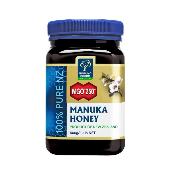Manuka Honey MGO 250+, 500g from Manuka Health