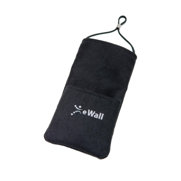eWall Classic Black Radiation Protection Mobile Phone Case