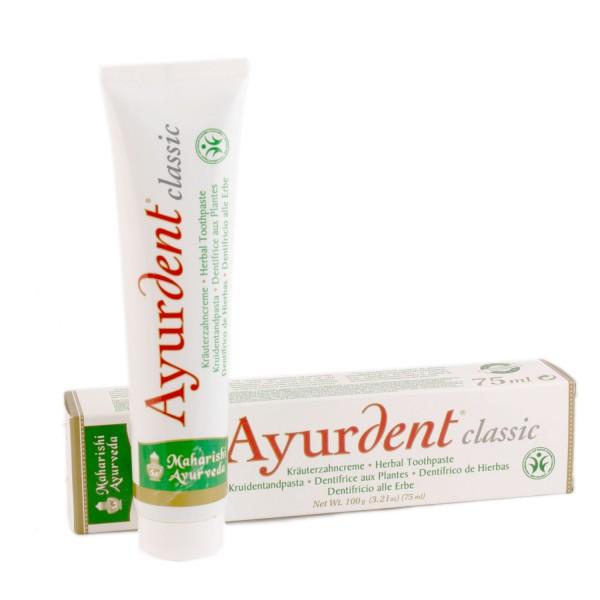 Ayurveda toothpaste
