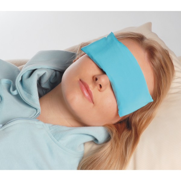 Gemstone Eye Pillow Aquamarine