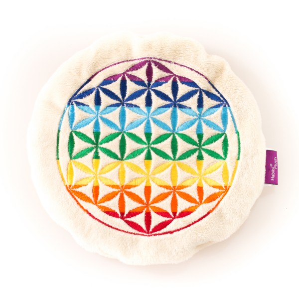 Warming pillow flower of life 27 cm